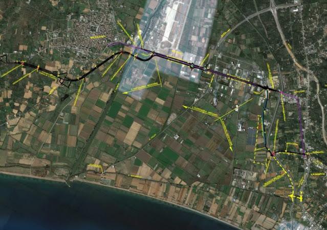 Οριστική έγκριση της Μελέτης Περιβαλλοντικών Επιπτώσεων για τον οδικό άξονα Καλαμάτα-Ριζόμυλος-Πύλος-Μεθώνη