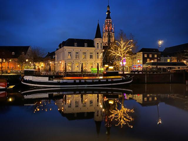 Blauwe uur fotografie workshop Breda