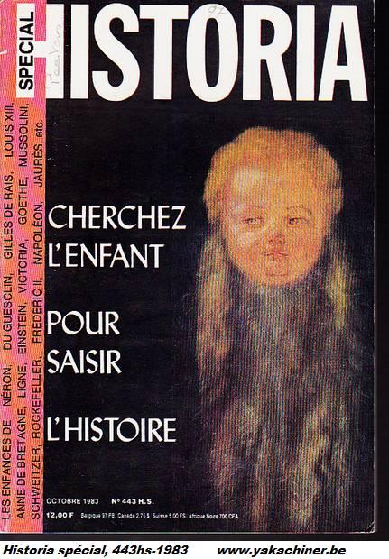 nombreuses revues historia chez Roland