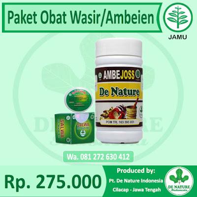 Obat Wasir Herbal De Nature