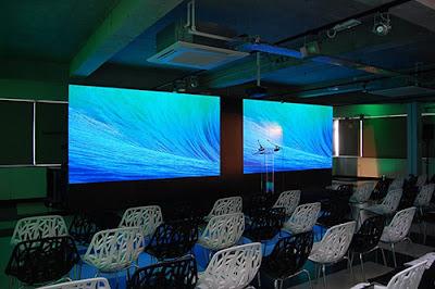Đơn vị lắp đặt màn hình led p4 nhập khẩu tại Vĩnh Long