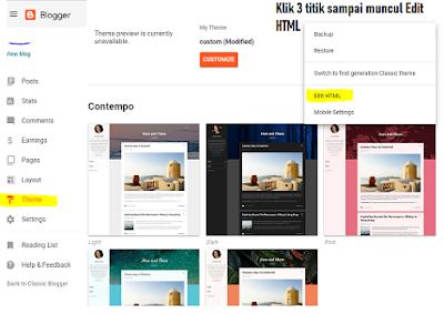 cara pasang 3 iklan dalam postingan blog