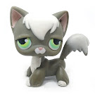 Littlest Pet Shop Large Playset Cat Longhair (#No #) Pet