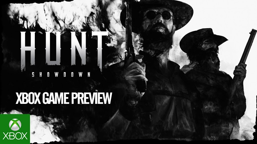 hunt showdown xbox game preview crytek xbox one