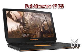 Dell Alienware 17 Terbaik