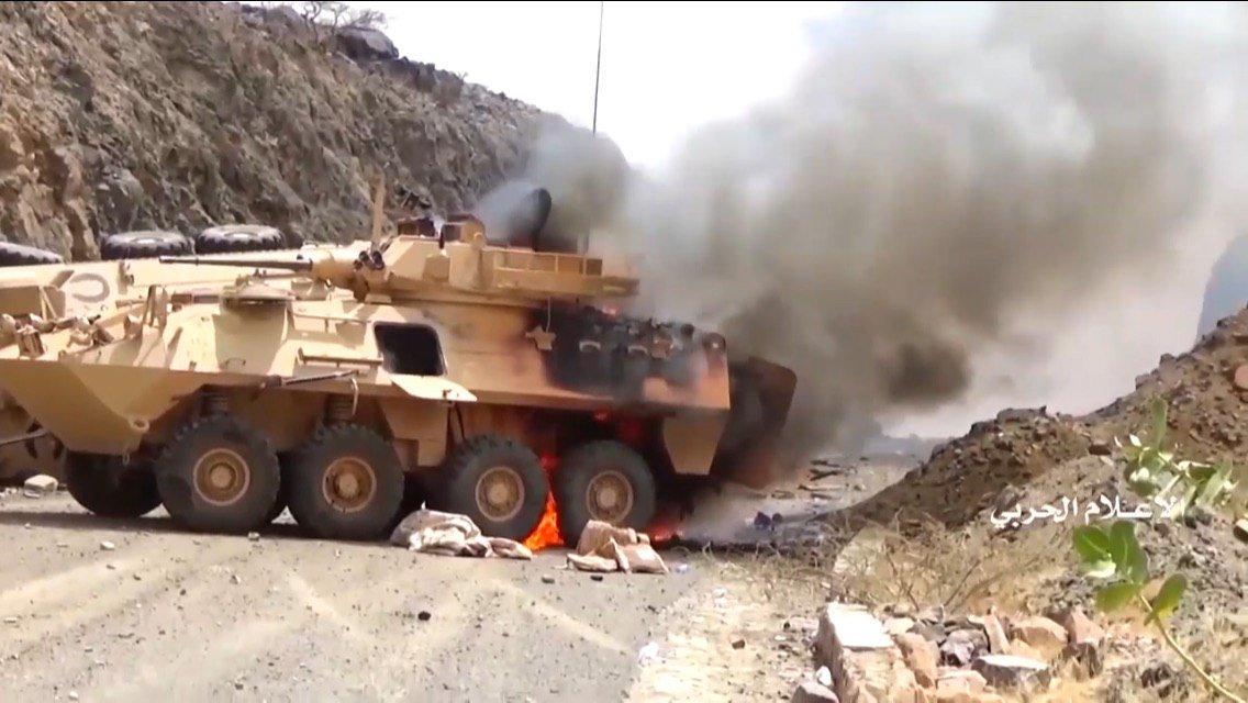 Houthi Klaim Bunuh 500 Tentara Saudi