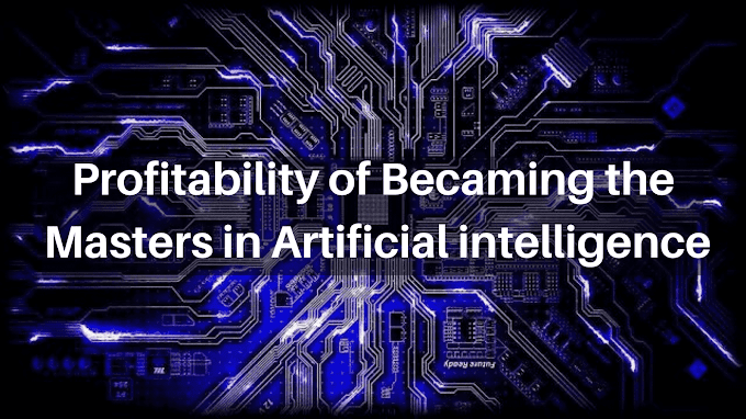 Profitability of Becoming the Masters in Artificial Intelligence Online