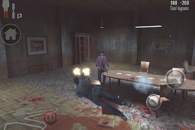 لعبة القتال والجريمة Max Payne Mobile مدفوعة للأندرويد (Paid)