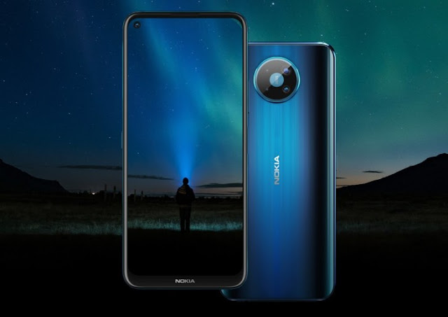 Nokia 8.3 5G Launched, with PureDisplay, Huge Battery, 64MP Quad Cameras