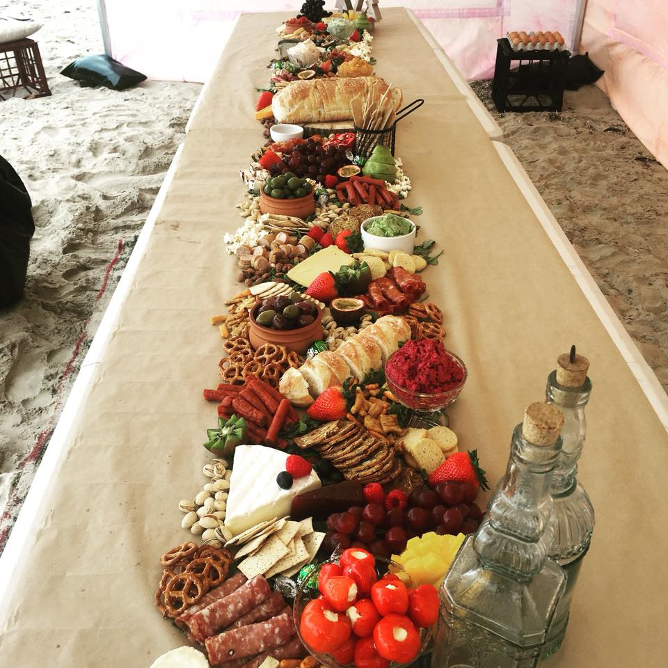 WATERING GRAZING TABLES FOR YOUR WEDDING
