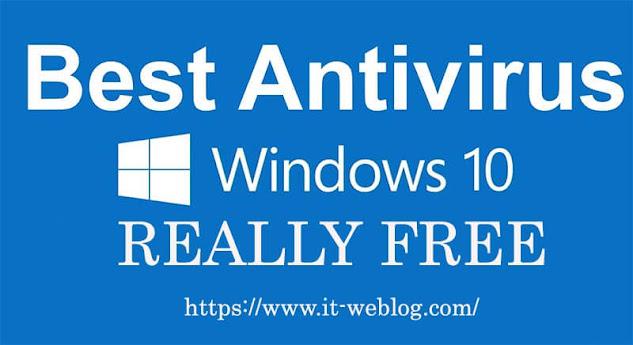Best Free Antivirus 2021 For Windows 10