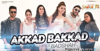 Akkad Bakkad by Badshah and Neha Kakkar