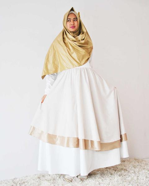 model baju jubah terbaru 2017