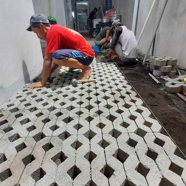 Harga Borongan Paving Block Per Meter