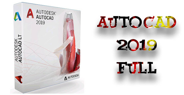تحميل برنامج اوتوكاد Autodesk AutoCAD 2019 كامل مع التفعيل