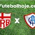 CRB x Itabaiana ao vivo online - Copa do Nordeste