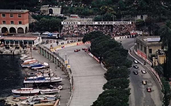 Gran Premio Monaco Formula 1 1962