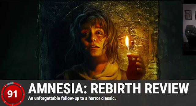 AMNESIA: REBIRTH FULL REVIEW