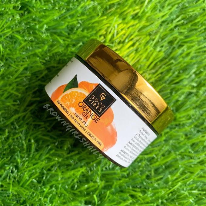 Good Vibes Orange Gel Review