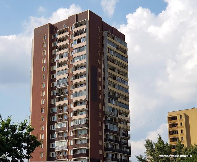 osiedle Warszawa Warsaw warszawskie osiedla bloki architektura architecture blokowisko blok Bielany