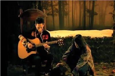 lirik lagu mungkin melly goeslaw dan kunci gitar