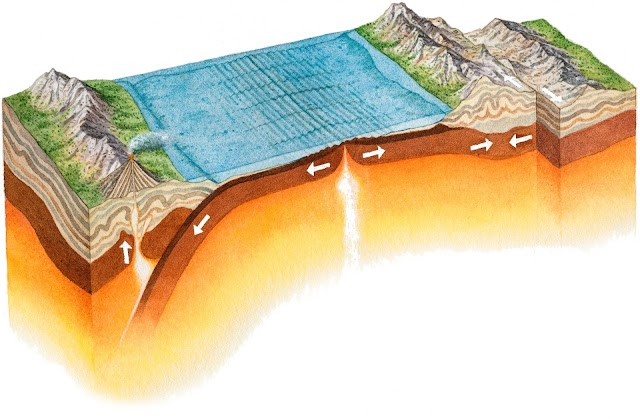 A Lost Tectonic Plate which is Under Doubt May Have Been Discovered by Geologists