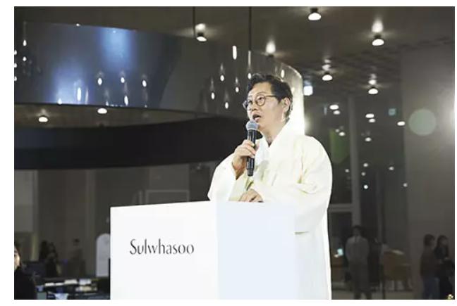 يهدف Sulwhasoo إلى إلقاء ضوء جديد على هذا الجيلسانغ