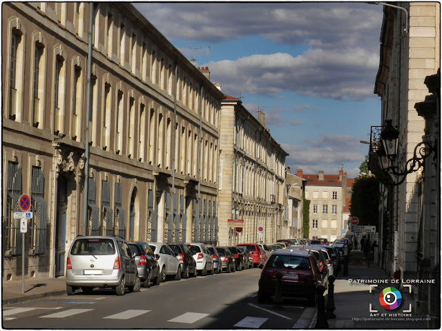 NANCY (54) - Rue Lyautey