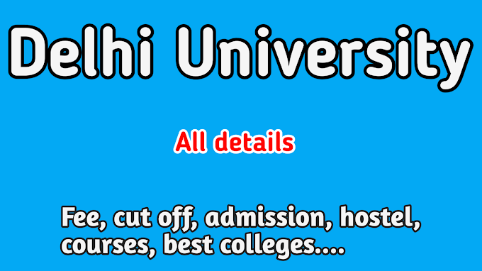 Top 10 colleges in delhi university - Du cut off 2020