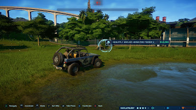 Jurassic World Evolution Game Screenshot 20