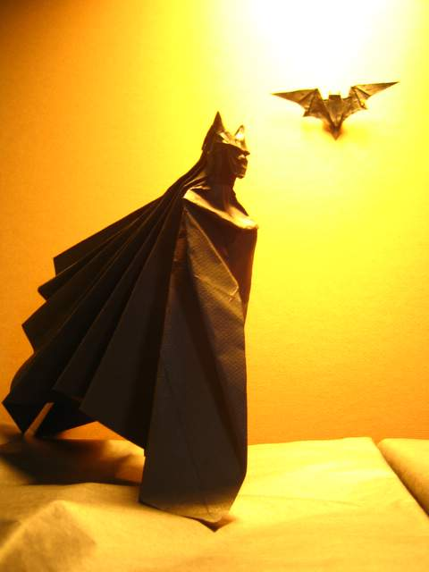 Brian Chan. Origami.