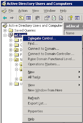 Configure Kerberos constrained delegation (KCD) on a managed domain