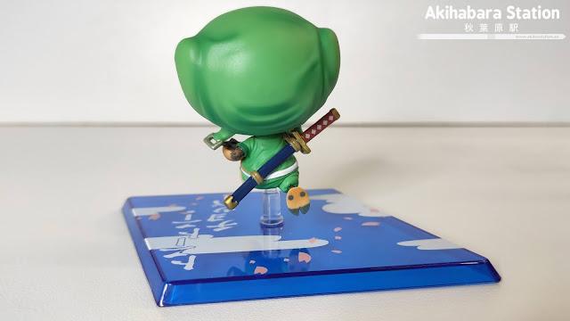 Review del Figuarts Zero Usopp ~ Usohachi ~ y Chopper ~ Chopaemon ~ de One Piece - Tamashii Nations