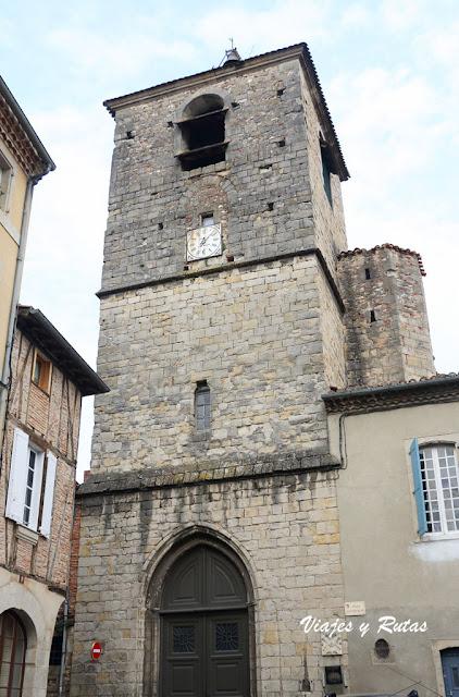 Iglesia Saint Jacques de Villegoudou de Castres