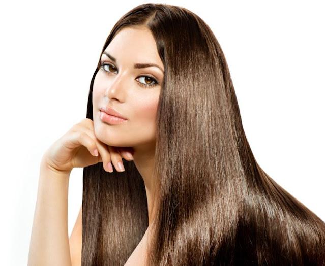 Rambut Panjang Hitam dan Lebat dengan Konsumsi Makanan yang Tepat