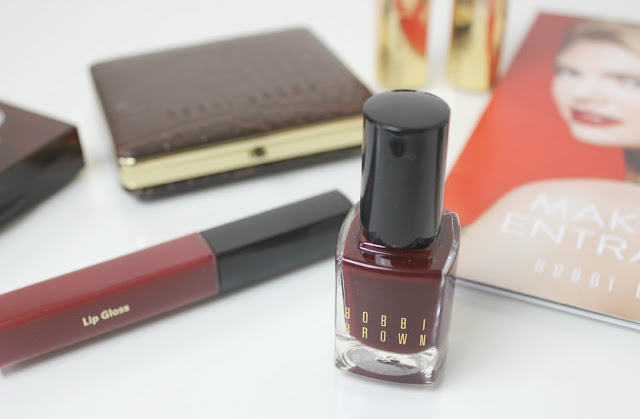 A picture of the Bobbi Brown Scotch on the Rocks Collection