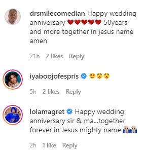 Gospel Singer Tope Alabi Celebrates Wedding Anniversary With Husband, Soji.