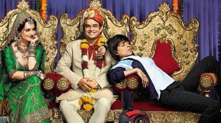 Tanu Weds Manu Returns 36th 100 Crores Film, 1st 2015 Film To Hit Century, Kangana Ranaut Movie poster, 100 crores films of all time, Bollywood's Fastest 100 Crore Grosser of All Times