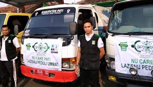 3 Lembaga NU Distribusikan 30.000 Liter Air Bersih
