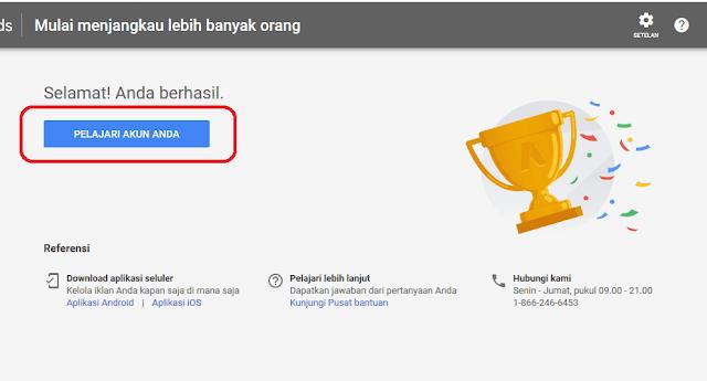 Cara Membuka Google Keyword Planner Untuk Pertama Kali