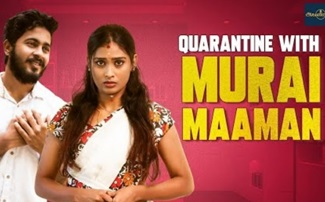 Quarantine with Murai Maaman | StayHome Create Withme | Araathi | Tamada Media