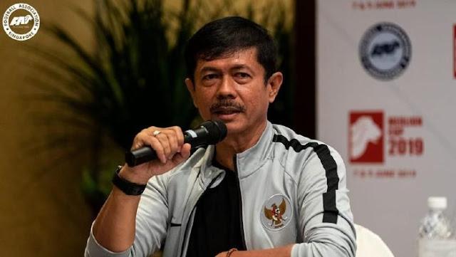 Indra Butuh 17 Pemain Lagi untuk Seleksi Timnas U-23