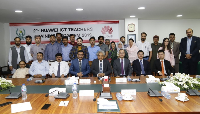 Huawei Collaborates With NAVTTC for the 2nd Huawei Teachers ICT Training Program