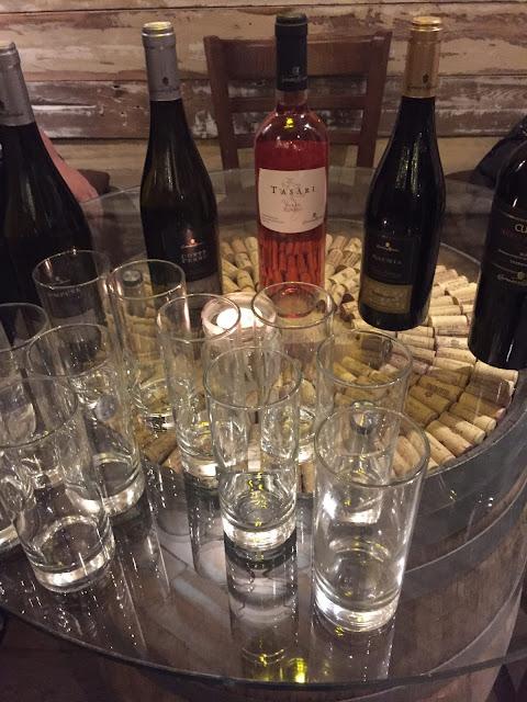 Veeno Selezione wine tasting event, Leeds Wellington Place