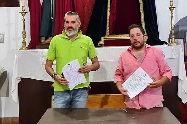 La Salud de Córdoba avanza de nuevo en su misterio: contrata la hechura de Santiago Apóstol