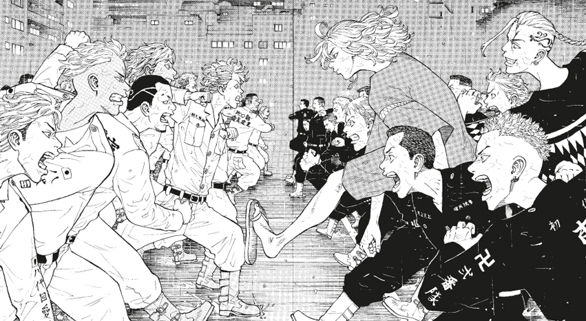 UMAC - Comics & Pop Culture: Tokyo Revengers - Retour vers le ...