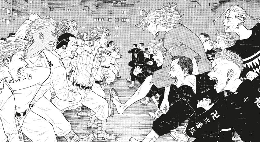 """UMAC - Comics & Pop Culture: Tokyo Revengers - Retour vers le """"furyo"""" futur"""