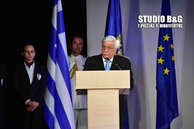 Στην Κυπαρισσία ο ΠτΔ Προκόπης Παυλόπουλος θα ανακηρυχθεί επίτιμος δημότης Τριφυλίας