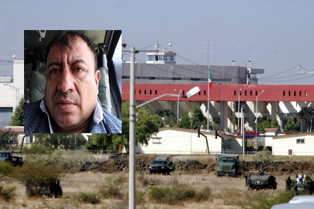 Ultima hora Muere en Puente Grande el ex jefe de seguridad particular  de El Mencho