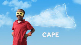Two children who love the letter C imagine C words in the clouds. Sesame Street Alphabet Songs